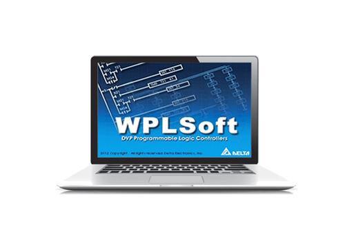 نرم افزار wplsoft